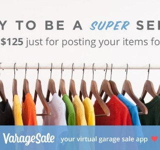 NC Residents: VarageSale is HERE! Your Virtual Garage Sale App #SP