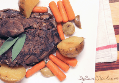 10 Pork & Beef Roast Recipe Ideas For Dinner