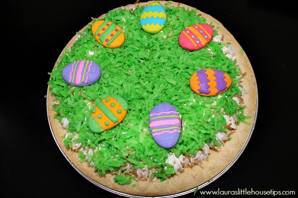 Super Easy Easter Dessert