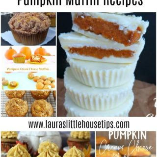10 Melt in your Mouth Pumpkin Muffin Recipes