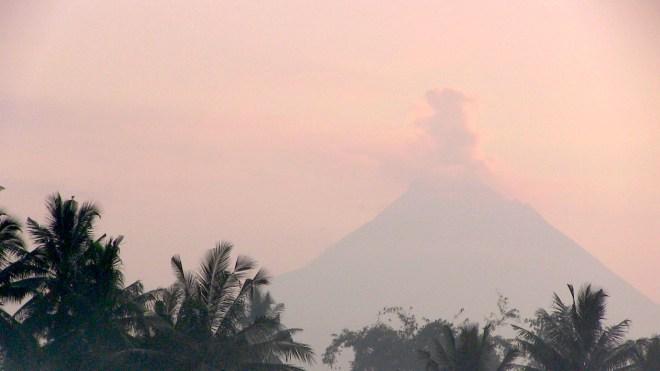 Merapi Java, Indonesia