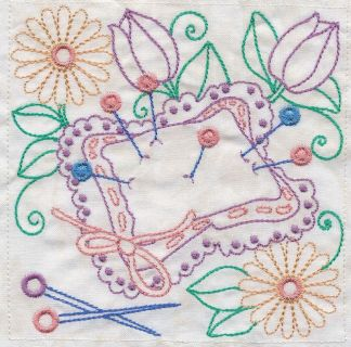 Sewing In Stitches - To The Point!
