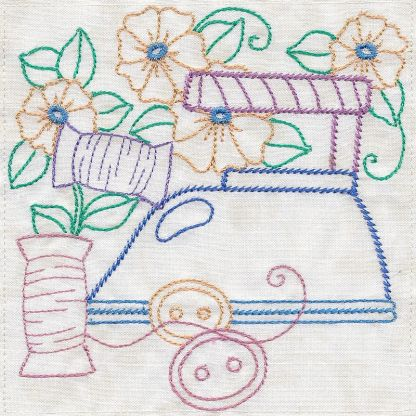 Sewing In Stitches - Ironing Out My Troubles