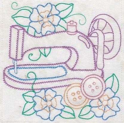 Sewing In Stitches - Stitch In Time
