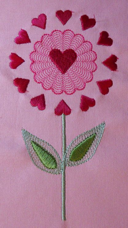 Love Blooms No. 8