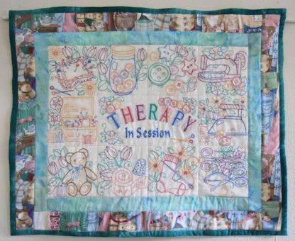 Sewing In Stitches Quilt Sampler