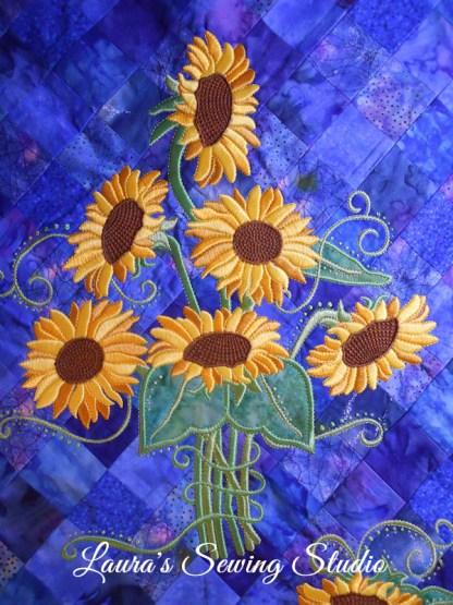 Summer's Gold Sunflowers No. 8