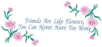 Carnations - Friends Arrangement
