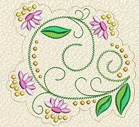 Delicate Florals No. 8