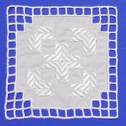 Hardanger Dimensions - Block No. 5