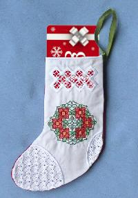 Hardanger Stockings No. 2