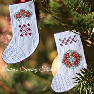 Hardanger Stockings