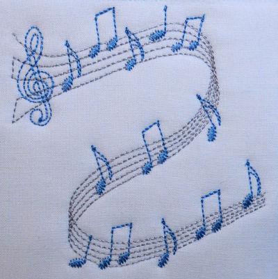 Music Quiltering #58