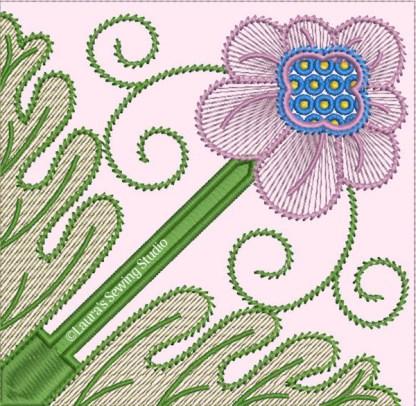 Spring Garden No. 5