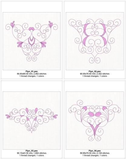 The Fallopians Design Details, Page 1