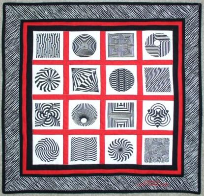 Illusions Quilt Sampler 2