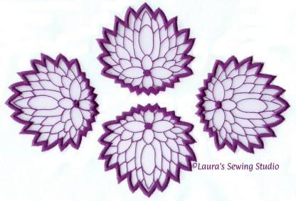 Prisms Amour Flower Elements