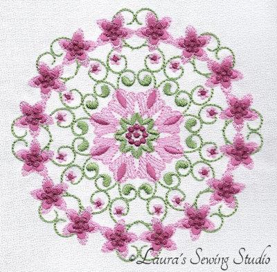 Kaleidoscope Petals No. 4