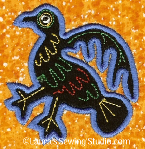 Mucho Molas The Bird