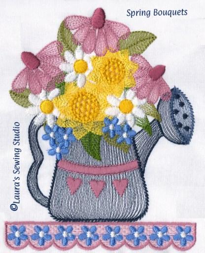 Spring Bouquets No. 8