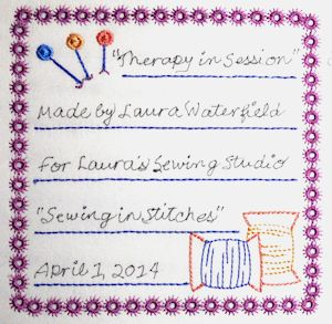 Sewing In Stitches Custom Labela
