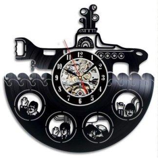 The Beatles Yellow Submarine Wall Clock