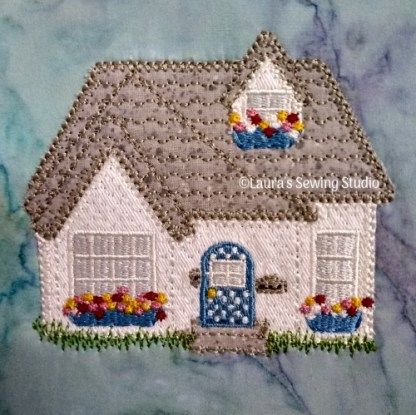 Cottage Love 4-Inch