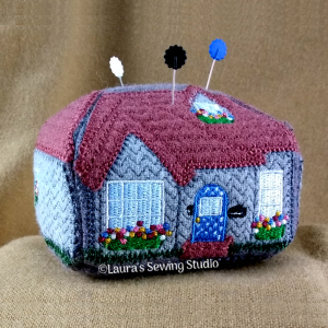 Cottage Love Pincushion Project