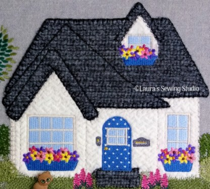 Cottage Love 8-Inch