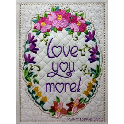 Love You More - Celebrate Easter Salutation No. 2