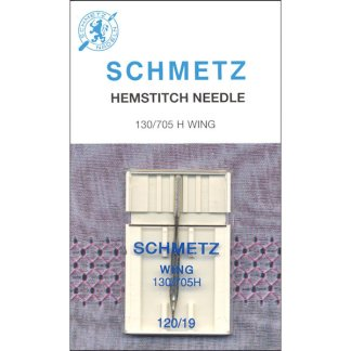 Schmetz Hemstitch Needle, Sewing Machine Needle