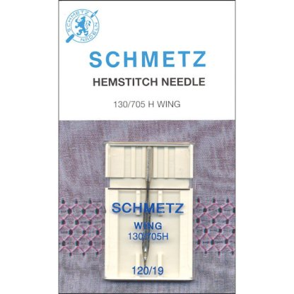 Schmetz Hemstitch Needle, Sewing Machine Needle