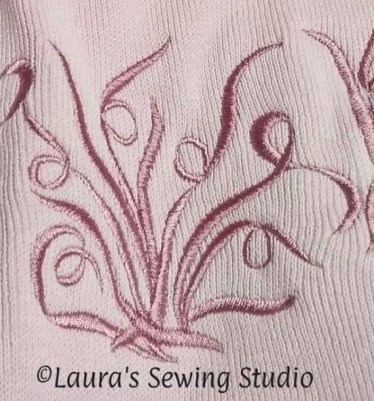 Scribbles - Free Embroidery Design