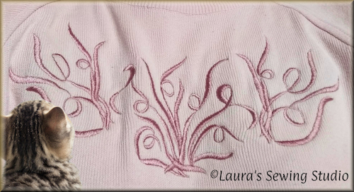 Scribbles Free Embroidery Designs with Uh-Oh