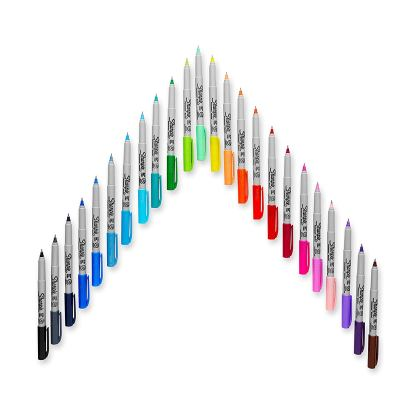 sharpie ultra fine point permanent markers 24 pack