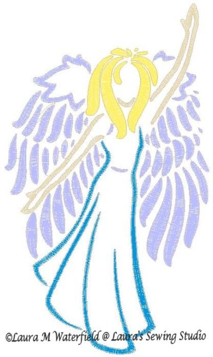 Angel Colors No. 1