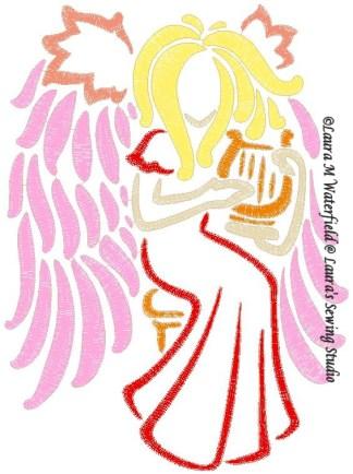 Angel Colors No. 2