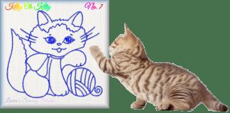 Kitty Oh Kitty No. 7