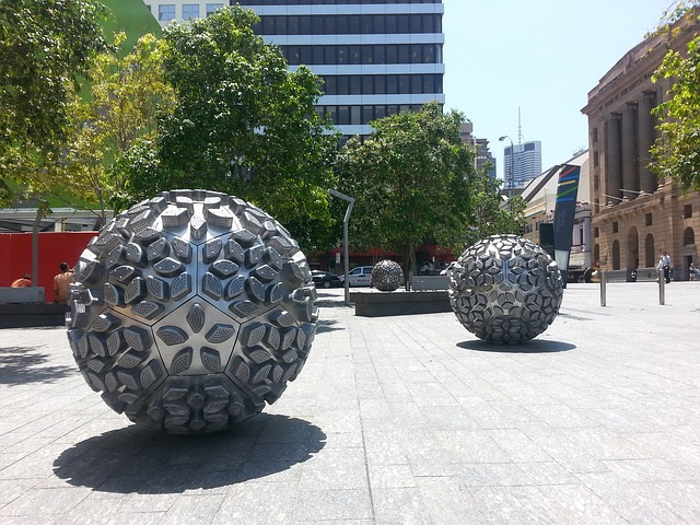 Look how arty-farty Brisbane's become!
