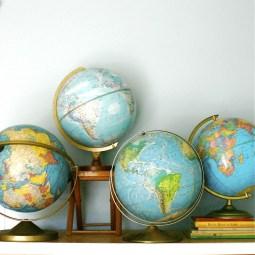 maps globe