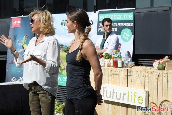 FuturLife en FitStartup – Laura Tejerina