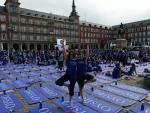 Free Yoga by Oysho Madrid 2016