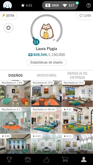 design home perfil
