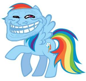 rainbow-dash-troll