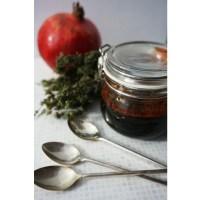 Melasă de rodie: Cum se prepară și trei feluri de a o folosi în bucătărie
