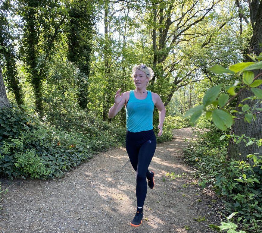 Running 5km