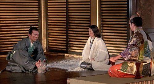 The fox in Kurosawa's Ran