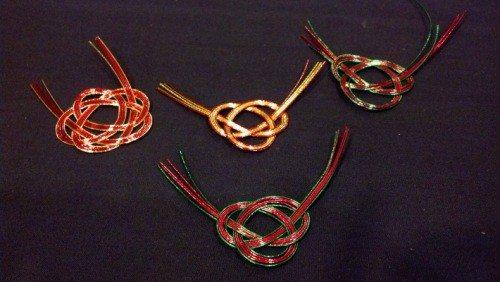 mizuhiki knots