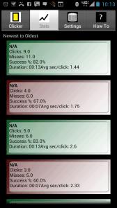 ClickStats, my clicker-training data-keeping app