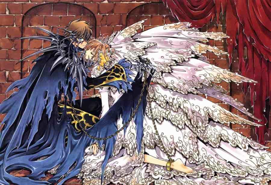 Tsubasa: RESERVoir CHRoNiCLE, by CLAMP